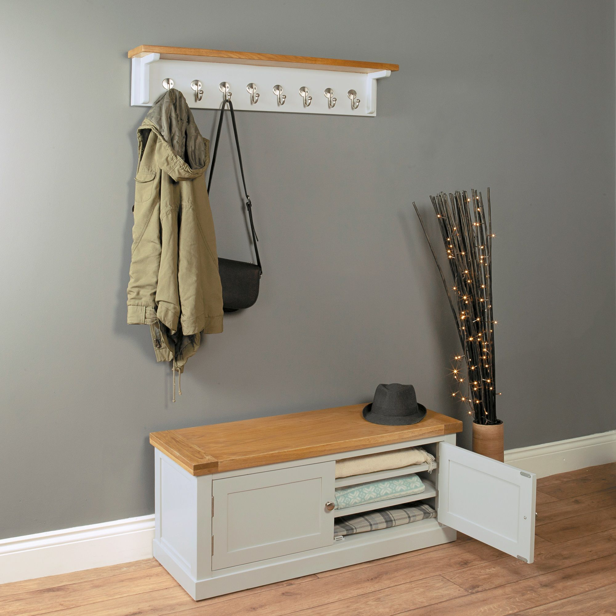 Dual Use Furniture. Check Out This Lovely And Functional Dual Use Storage  Bench With Stainless