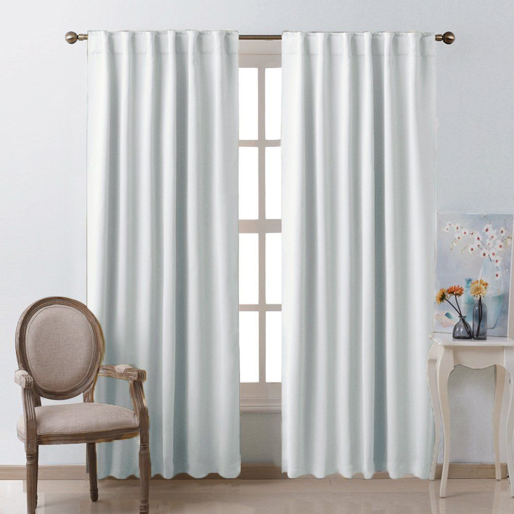 Latest window coverings 2018  amazon prime day is coming nicetown blackout curtain