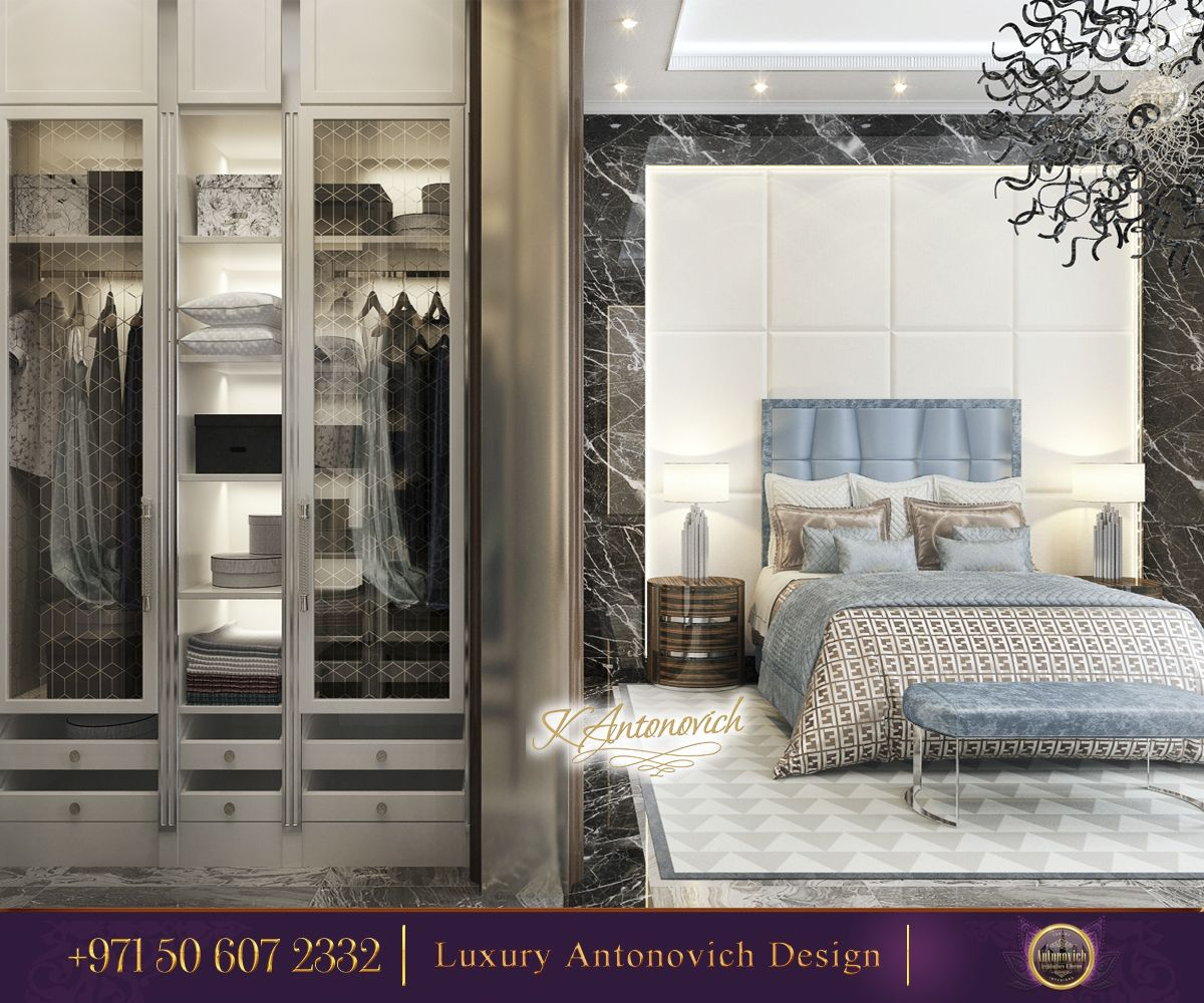 Bespoke Interior Design! This gorgeous space brings personality and superiority to the room! Contact us!