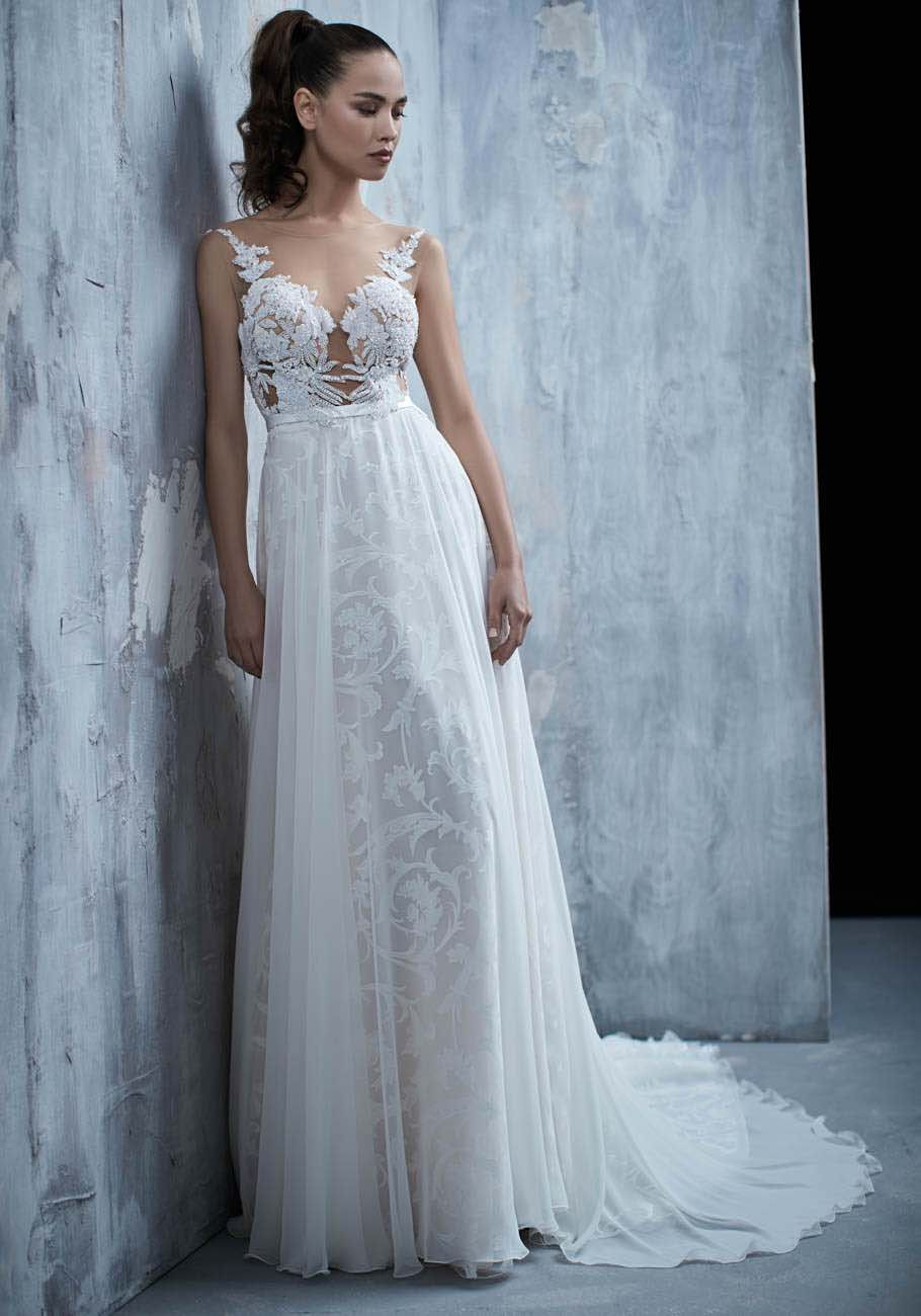 Elegant Maison Signore Wedding Dresses from 2018 Seduction ...