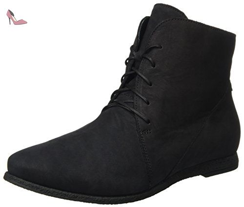 Think Guad, Desert Boots Femme, Multicolore (SZ/Kombi 09), 39.5 EU