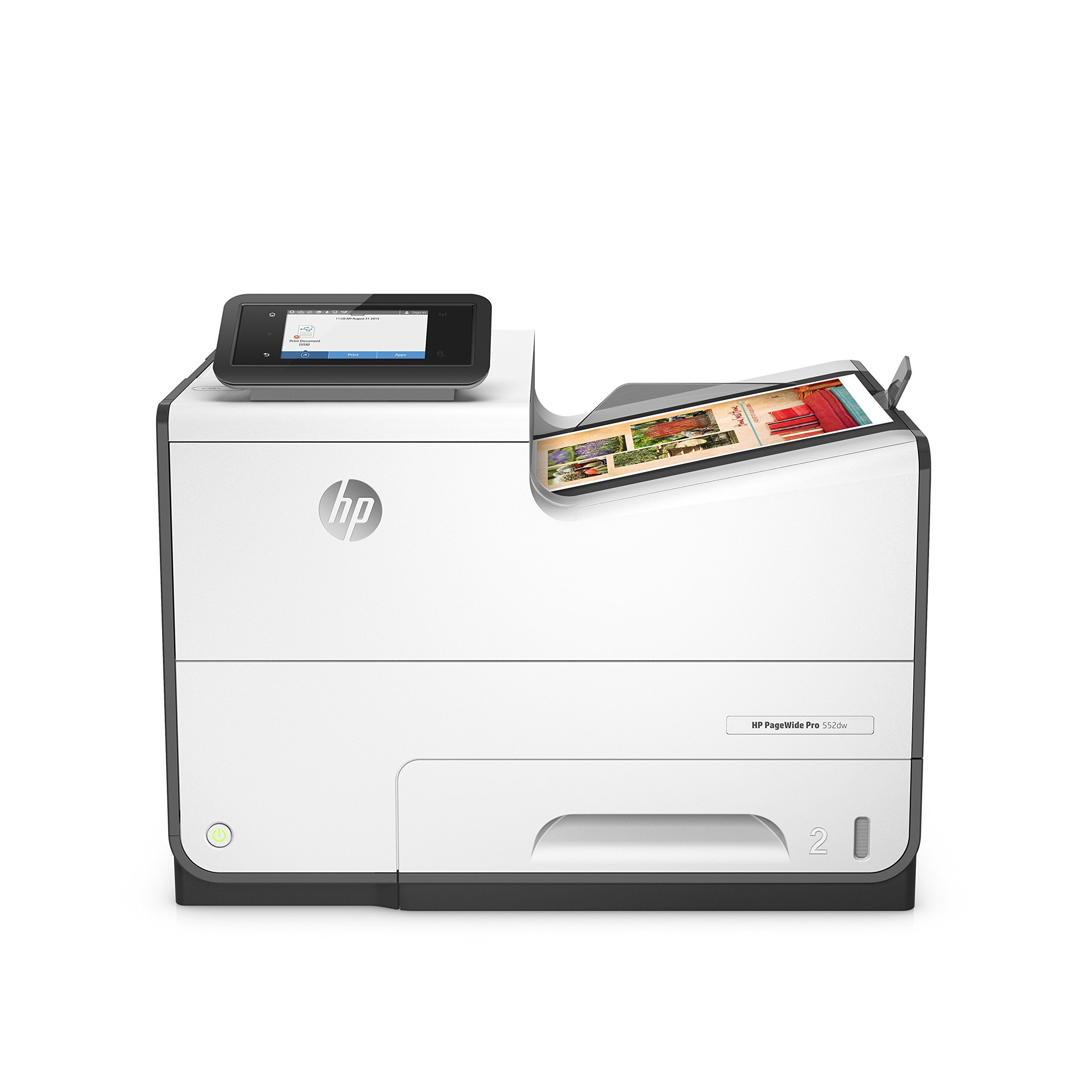 Color printer wireless - Hp Pagewide Pro 552dw Color Printer Double Sided Printer Wireless Printer