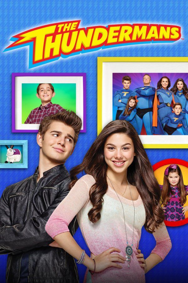 Грозная семейка. Сезон 1 / the thundermans. Season 1 (2013-2014.