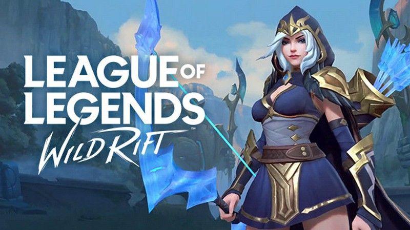 Wallpaper League Of Legends Wild Rift League Of Legends League Hero Fighter