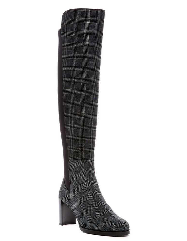 ee659e77ff4 NEW Stuart Weitzman Lowjack Over The Knee Leather Boot Shoes