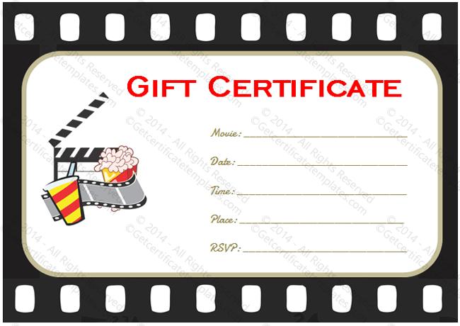 Gift Certificate Template | Beautiful Printable Gift Certificate ...