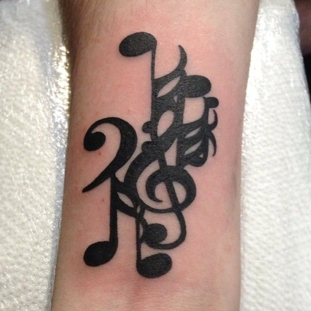 6 Sheets Wrist Body Art Henna Tattoo Stencil Flower: Butterfly Wrist Tattoo, Wrist