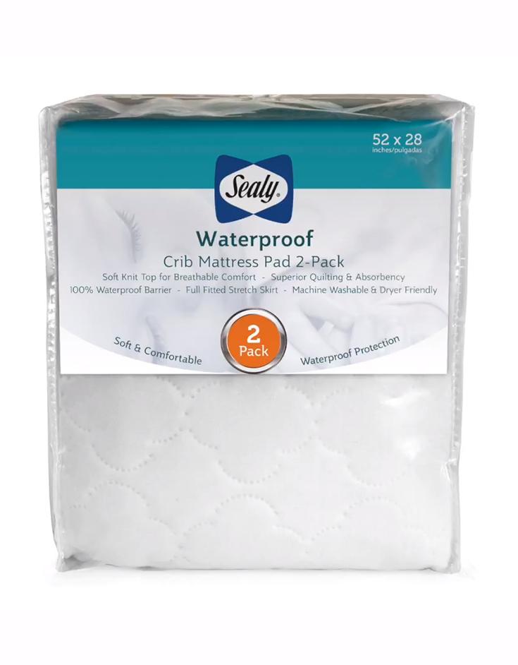 Best Waterproof Crib Mattress Pads Protectors Review In 2020 With Images Waterproof Crib Mattress Pad Crib Mattress Pad Crib Mattress
