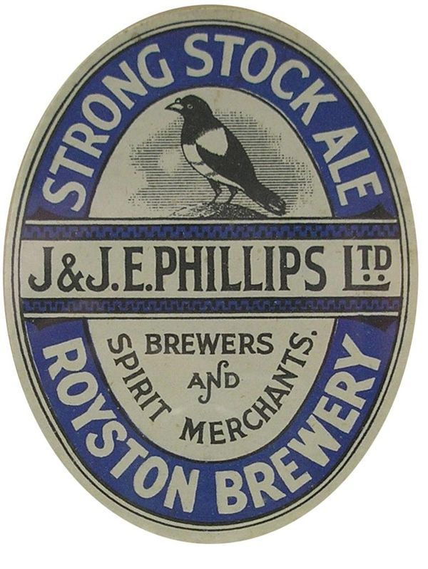 Phillips Strong Stock Ale Label Showcase of Over 45 Inspirational - beer label