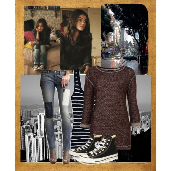 """""""Homecoming Hangover"""" by ariamontgomery on Polyvore"""