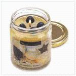Different Scent Jar Candles