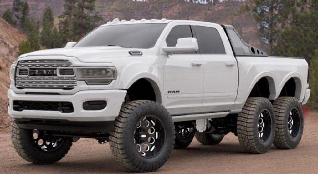 2020 Dodge Ram 3500 Heavy Duty 6x6 Heavy Duty Trucks Pickup Trucks 6x6 Truck