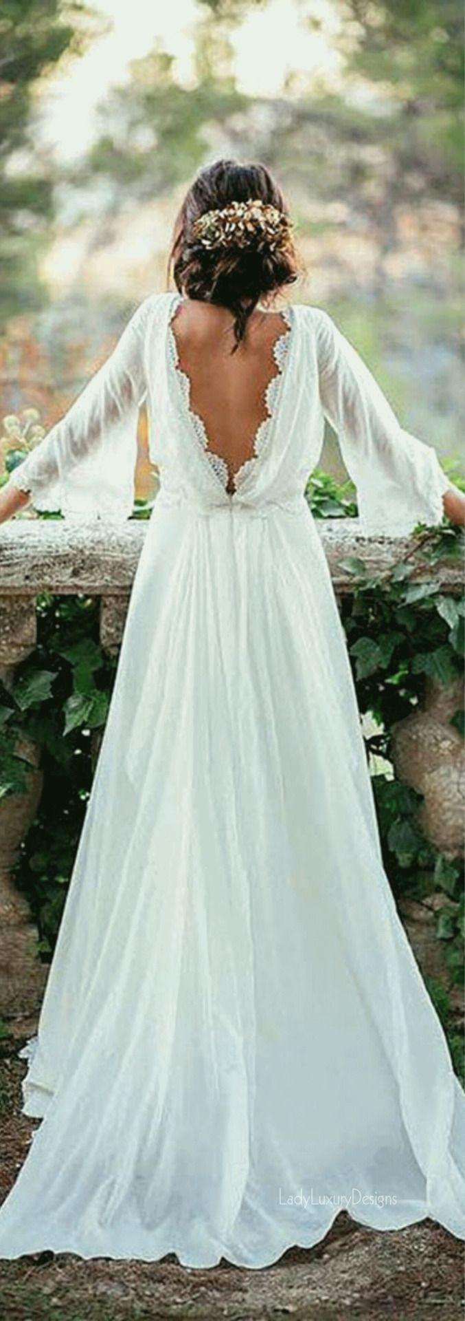 Boho Bridal - LadyLuxury7 | Wedding inspiration | Pinterest | De ...