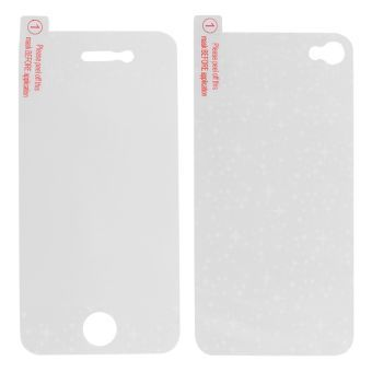 Sparkle Screen Protector-Shield for iPhone