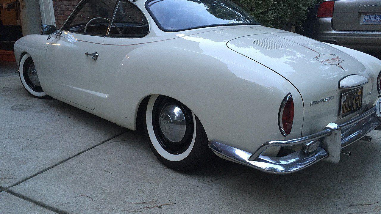 1967 Volkswagen Karmann-Ghia for sale near Raleigh, North Carolina ...