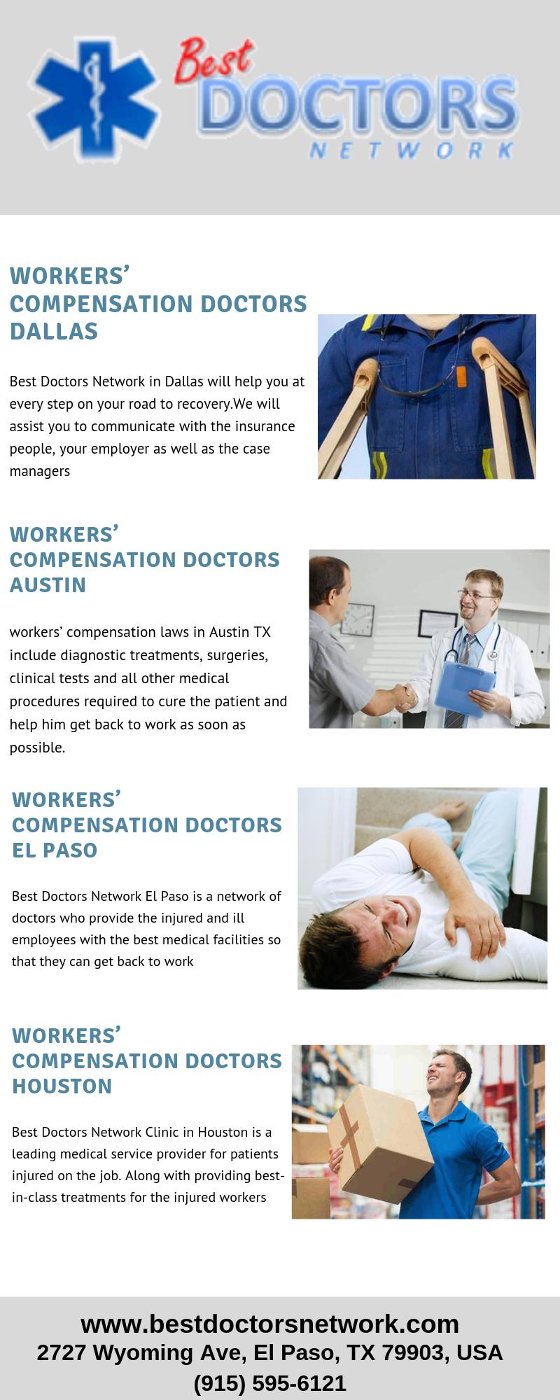 Workers Compensation Doctors San Antonio Best Doctors Network