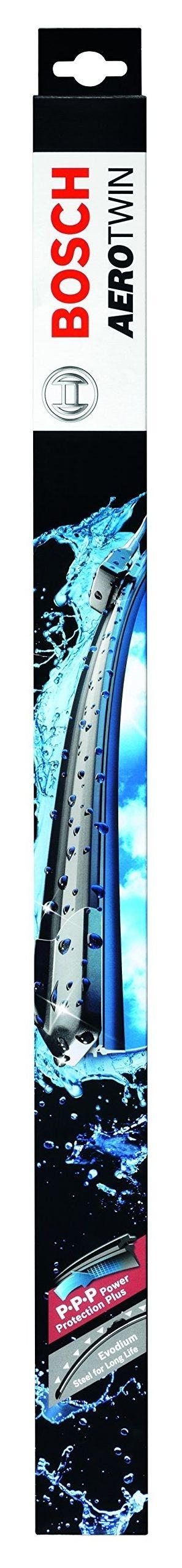 1 paire de balais avant Bosch AR606S Balais dessuie-glace plats Aerotwin Retrofit