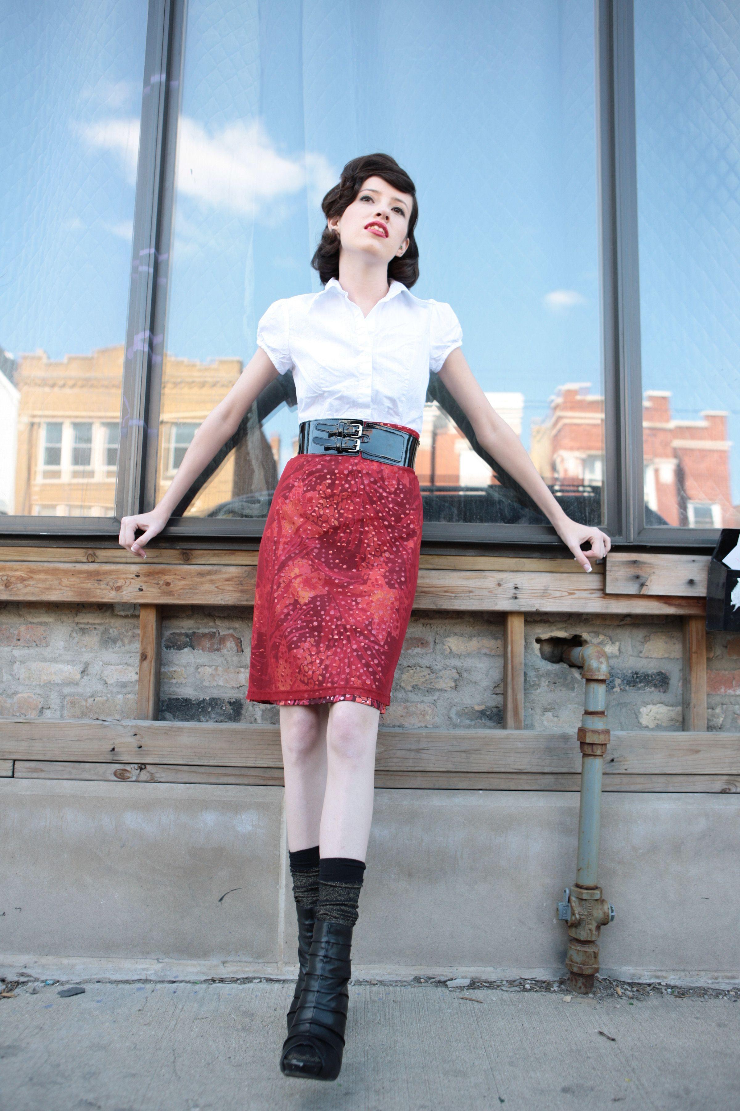 Pin by Kumiko♪ on Misa | Fashion, Lace skirt, Lace