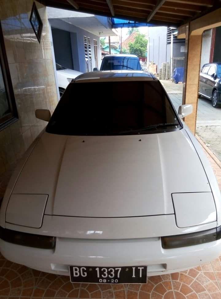 Mazda Astina 1993 Layak Di Koleksi Nih Palembang Mobil Klasik