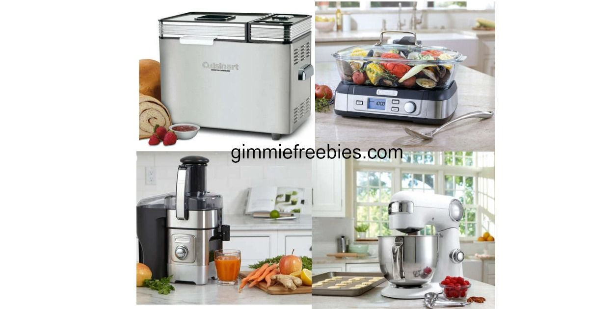 Pick Your Own Kitchen Appliance Prize Pack Sweepstakes! - http ...