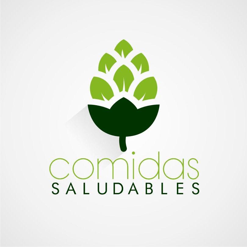 Logo Comida Saludable Aguas De Savor Pinterest Logos