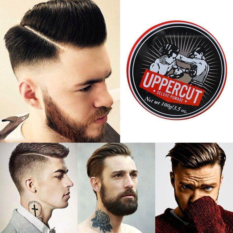 323aud 100g35oz vintage men hair pomade slickedback