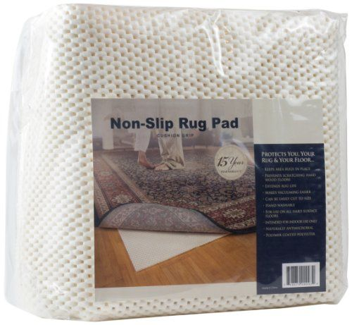 Cushion Grip Nonskid Area Rug Pad For 9feet By 12feet Rug More Info Could Be Found At The Image Url Area Rug Pad Rug Pad Rugs On Carpet