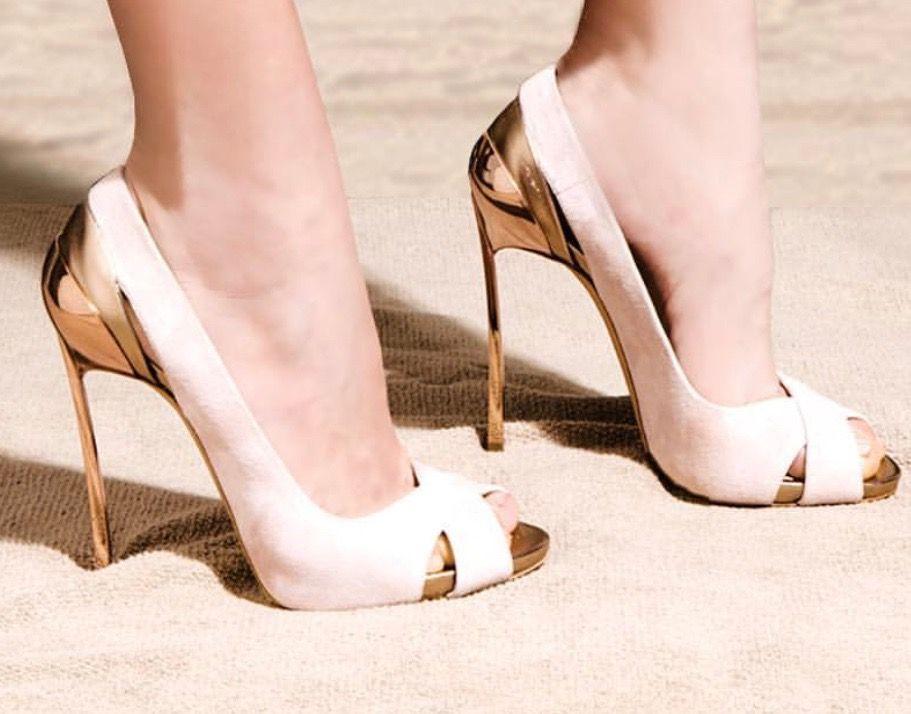 new style 65150 531fb Casadei Spiaggia Rose Pink Stiletto 2019 shoes shoesaddict sandals  zapatos estilo fashion style vanessacrestto stiletto