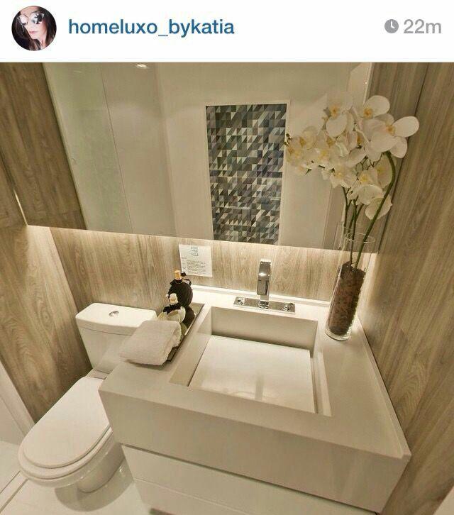 Instagram's bathroom inspiration