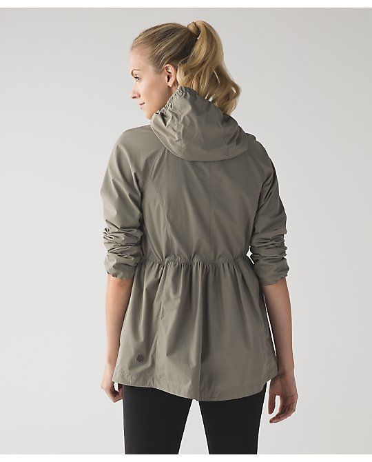 f89e5828f9 lululemon rain-for-daze-jacket | L U L U L E M O N | Jackets ...