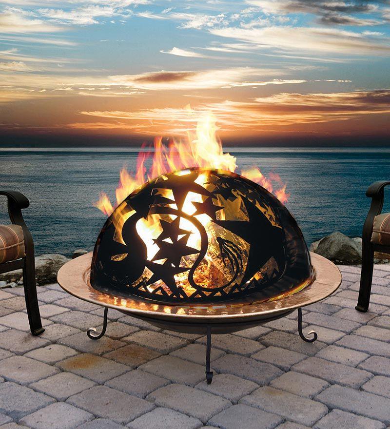 Whimsical Bonfire