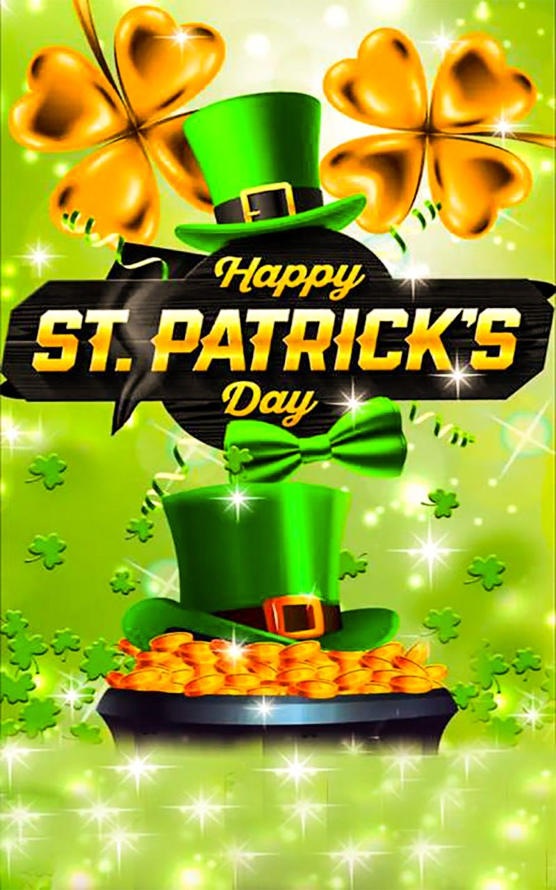 st patricks day Wallpaper for android