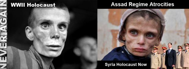 WWII vs. Syria