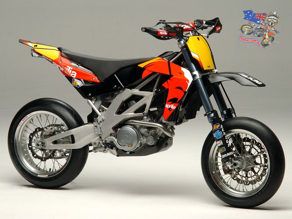 Modified Show Bikes: Supermoto & Motocross Bikes | Gas - Supermoto ...