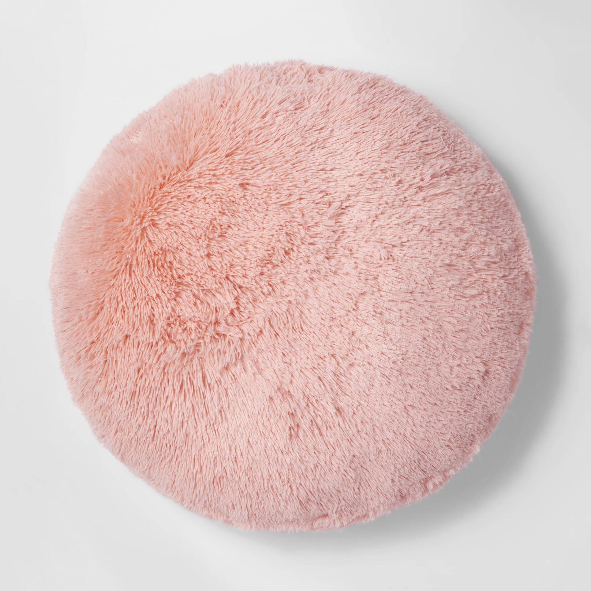 High Pile Plush Floor Pillow - Pillowfort™