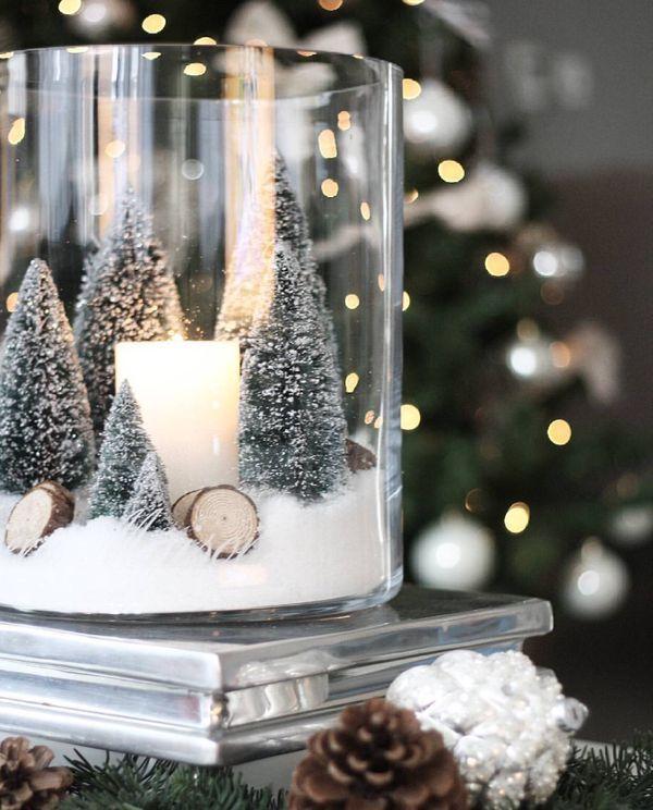 * - New Ideas #weihnachtsdekoglas