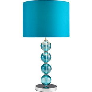 Buy inspire glass ball table lamp teal at argos visit buy inspire glass ball table lamp teal at argos visit aloadofball Gallery