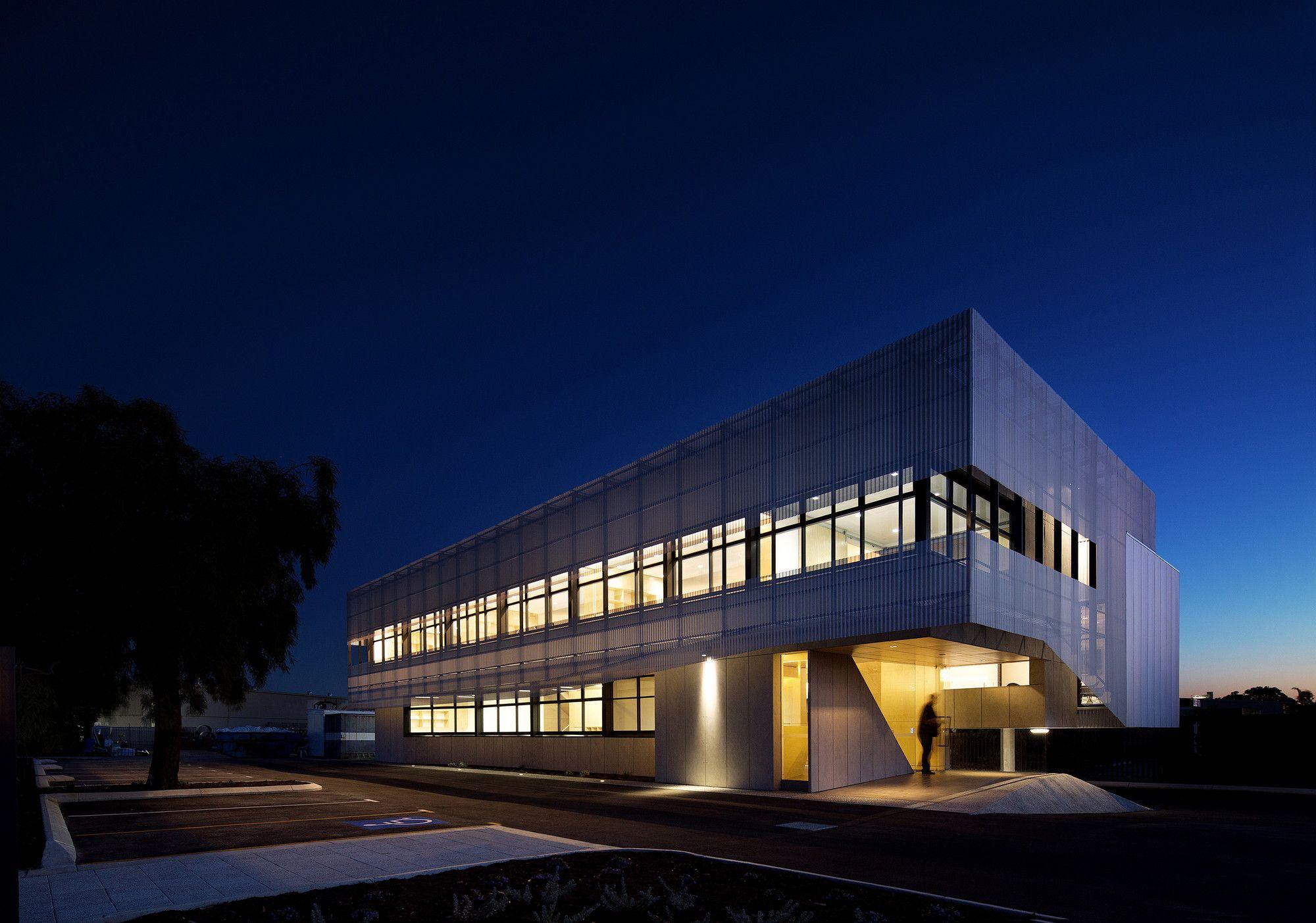 Galería de Edificio de Oficinas Sanwell / Braham Architects - 10