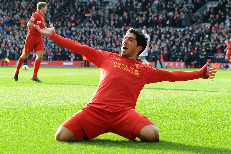 Luis Suarez – Liverpool