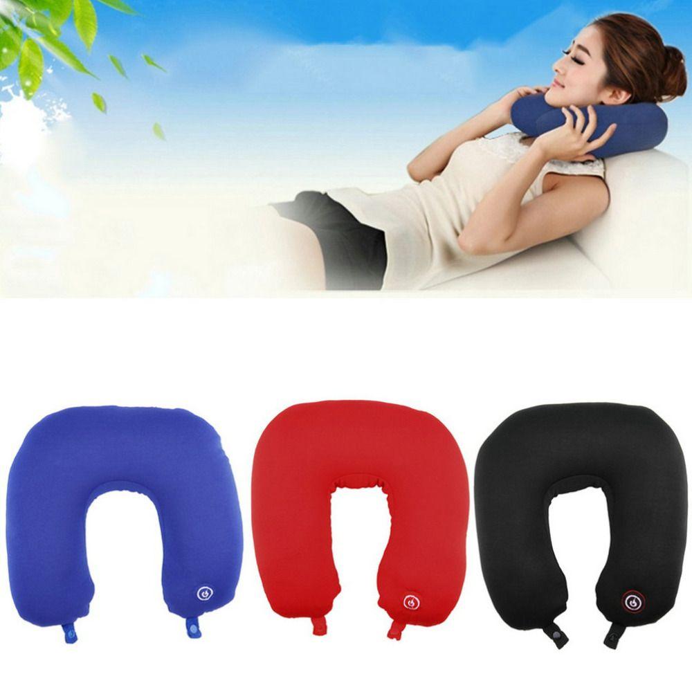 U Shaped Neck Pillow Rest Neck Massage
