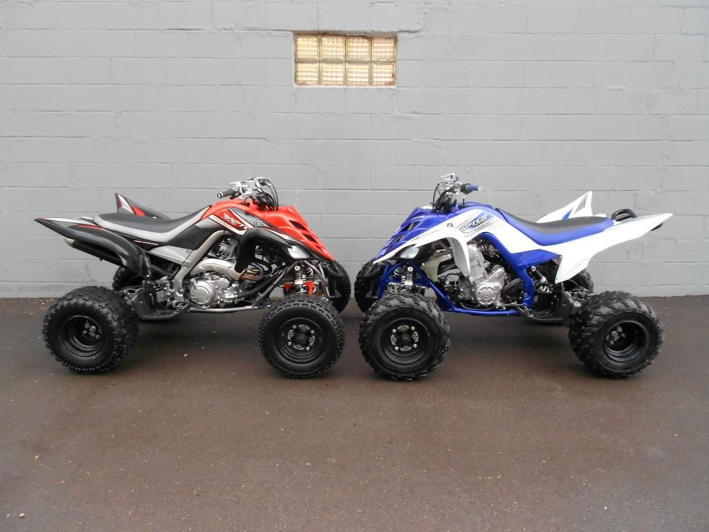 YAMAHA RAPTOR STICKERS DECALS  *ANY COLOR* bike quad restoration 4X4