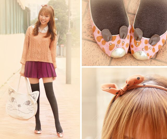 """Bunnimal Flat shoes""... love em!"