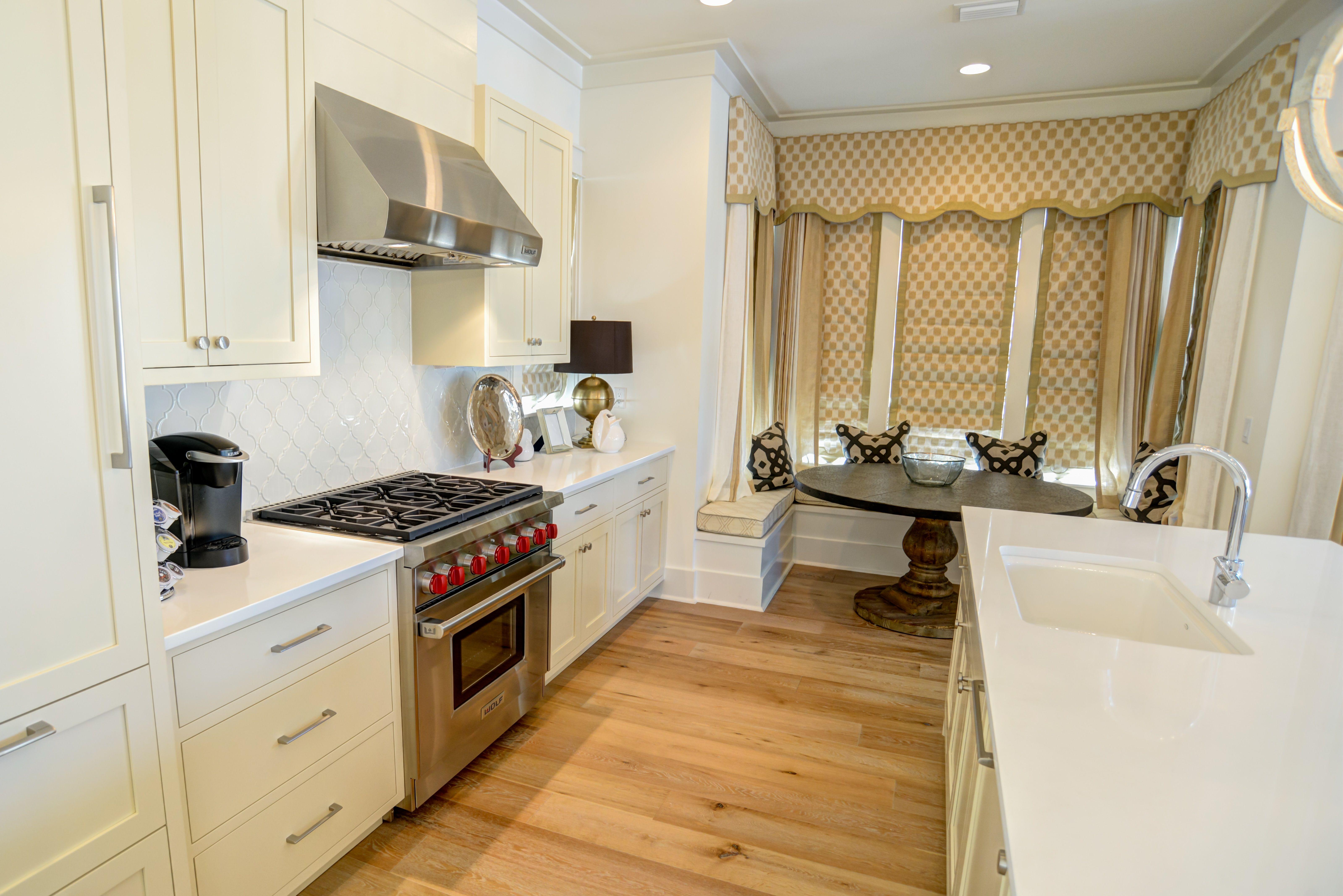 Weatherly Kitchen | Model Home