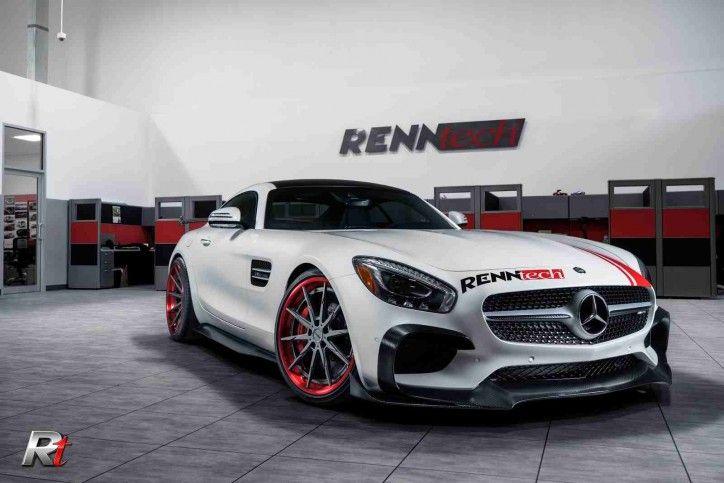 #Renntech #Mercedes #AMG #GT S Packs 716 HP http://www.benzinsider.com/2016/02/renntech-mercedes-amg-gt-s-packs-716-hp/