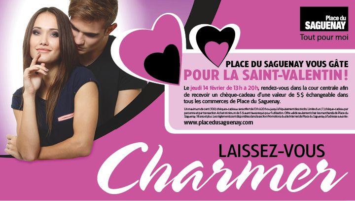Publicité journal Place du Saguenay