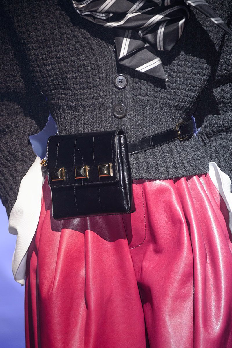 ee65e8fb563e Bag and Purse Trends Fall 2018 - Runway Bags Fall 2018 Fashion Backpack