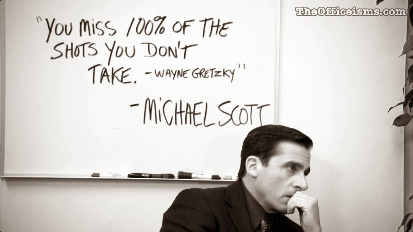 Wallpapers & Covers Michael scott quotes, Inspirational