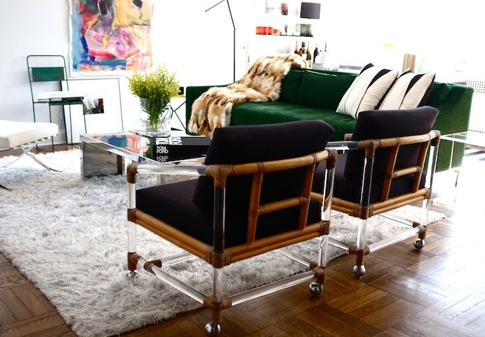 Lucite Chairs Pieces Living Room Dyi Family Living Rooms Bachelor Pad
