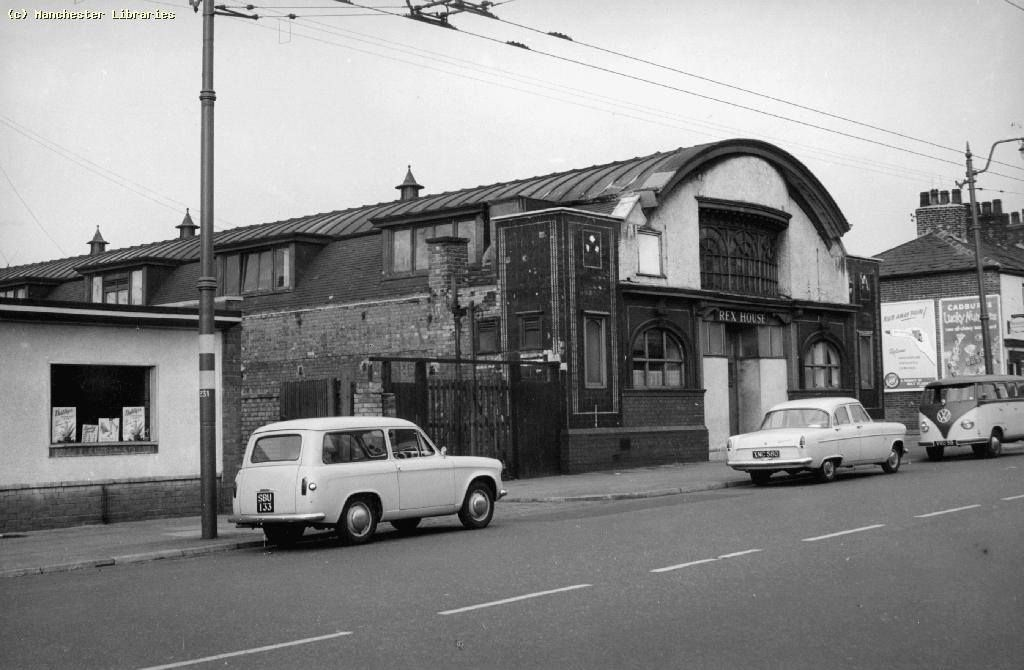 Image result for droylsden in the 1960s photo salford