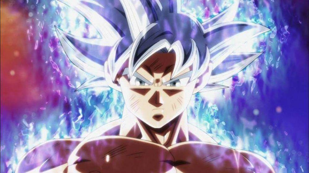 Mastered Ultra Instinct First Look Dragon Ball Super Nakama Store Anime Dragon Ball Super Dragon Ball Dragon Ball Super Goku